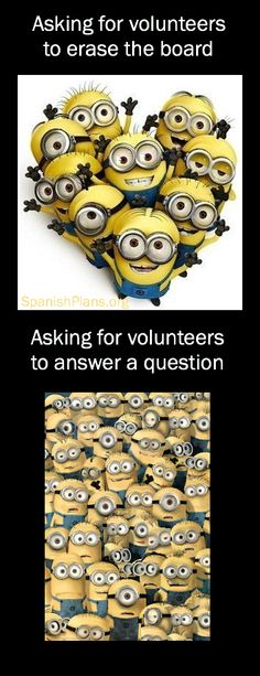 21 Teachers Who Are Totally Crazy About Minions Bahahaha! A teacher's world… Public School, School Days, School Stuff, Funny School Answers, Classroom Humor, Classroom Quotes, Classroom Displays, Classroom Ideas, Teacher Humour