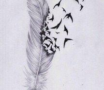 draw bird tattoo - Google zoeken