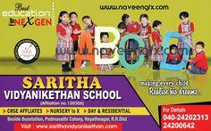 NaveenGFX.com: saritha school flex design