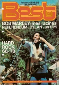 **Bob Marley** ►►More fantastic magazine covers & front pages, pictures, music and videos of *Robert Nesta Marley* on: https://de.pinterest.com/ReggaeHeart/
