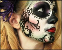 Sugar Skull – Makeup Geek Idea Gallery