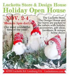 Old Lucketts Store - Design House  December 2012
