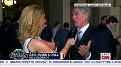 Udall Avoids Question on Campaigning with Obama