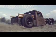 Willys Rat Rod Truck | Diesel Rat Truck Rod Always The Bracket And Trucks Had