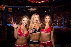 UFC Ring Girls at UFC 178