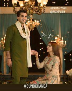 #Sahrish.... #suno chanda Pak Drama, Iqra Aziz, Profile Picture For Girls, Pakistani Bridal Dresses, Pakistani Dramas, Celebs, Celebrities, Celebrity Couples, Wedding Party Dresses