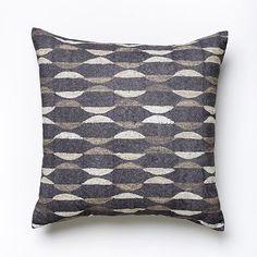 Outdoor Shell Pillow #WestElm