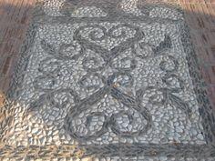 sidewalk mosaic italy - Google Search