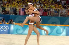Kerri Walsh & Misty May-Treanor