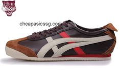 Now Buy Onitsuka Tiger Mexico 66 Mens Brown Beige Red Hot Save Up From Outlet Store at Footlocker. Asics Onitsuka Tiger, Onitsuka Tiger Mens, Onitsuka Tiger Mexico 66, Foot Locker, Reebok, Cheap Puma Shoes, Under Armour, Beige Shoes, Skate Style
