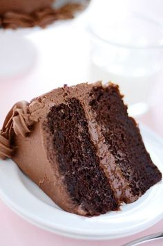 Honest-to-goodness, this doctored up cake mix cake is BY FAR better than any from-scratch chocolate cake I've ever eaten. It's fudgy and moist (it seriously doesn't dry out!). Your friends will be clamoring for this recipe!