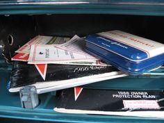 EVERYTHING BUT GLOVES; 1966 Pontiac Lemans OHC 6 Sprint.