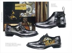Mens & Casual Shoes Trend Book A/W 2017/2018 by Veronica Solivellas | mode...information GmbH