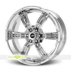 American Racing AR320 Trench Chrome Wheels For Sale - For more info: http://www.wheelhero.com/customwheels/American-Racing/AR320-Trench-Chrome