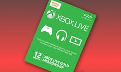 Groupon - 12-Month Xbox Live Gold Card and $ 10 in Groupon Bucks in Online Deal. Groupon deal price: $59.99