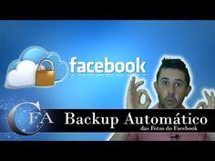 Backup Auomático de Fotos do Facebook ~ CANAL FORADOAR