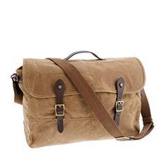 Abingdon messenger bag from J. Crew