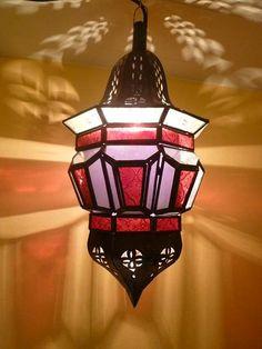 Orientalische Lampe Shana