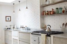 Scandinavian Rennovation - contemporary - kitchen - london - Blakes of London