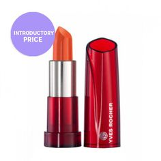 Yves Rocher Sheer Botanical Lipsticks Corail doux – £9.90 #BirchboxUK