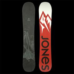 Shred Sled: The Flagship by Jones Snowboards.