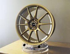 Konig Milligram M.A.T. Wheel 18 x 8.5, 18 x 9.5, 18 x 10