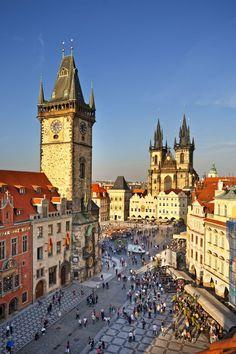 Reloj astronómico (Praga, República Checa)                              …