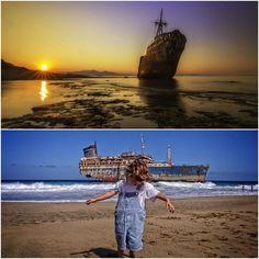 Look for interesting photos of wrecked ships strandings http://veu.sk/index.php/aktuality/1618-pozrite-sa-na-zaujimave-fotky-stroskotanych-lodi-uviaznutych-na-plytcine.html #look #photos #ships #strandigs #wrecked