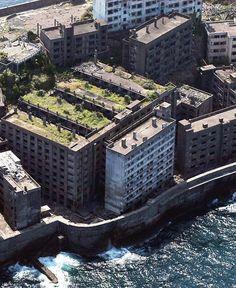 Hashima Island: Japan