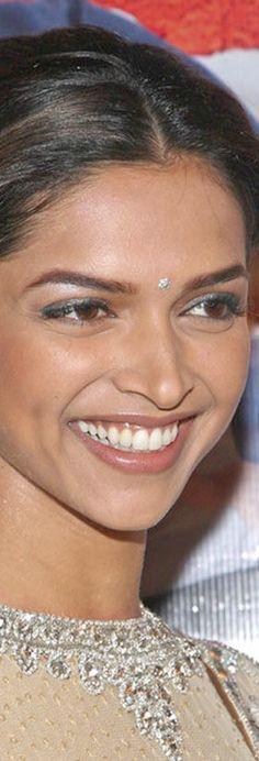 Deepika .... keep smiling always. ..