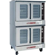 SilverStar Series Double Deck Electric Convection Oven Primary Image