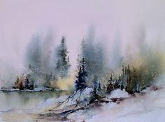 Bilder til salgs - www.hannajakobsen.net | 2 - ART watercolor ...