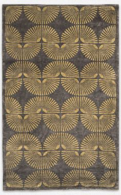 Quivers rug by Luke Irwin. via the designer's site