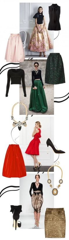 4 Fun Holiday Frocks Read more - www. Holiday Dresses, Holiday Outfits, Holiday Shoes, Holiday Fashion, Autumn Fashion, Skirt Outfits, Cute Outfits, I Love Fashion, Womens Fashion