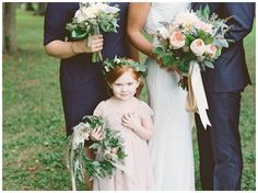 Julie-Paisley-Photography -flower girl carried a wreath