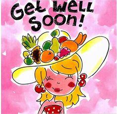 Get well soon! - Blond Amsterdam
