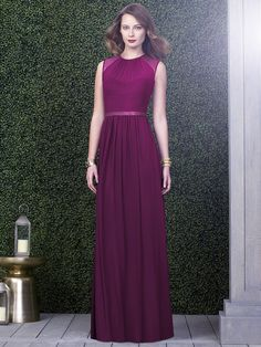 Dessy Collection Style 2921 http://www.dessy.com/dresses/bridesmaid/2921/ color: claret