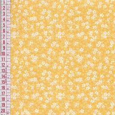 Mini floral especial (amarelo)