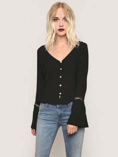 Love Me Like This Blouse - Gypsy Warrior