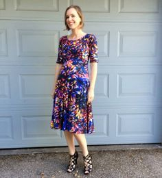 Vogue 8685: Old Pattern, New Look | Sara in Stitches