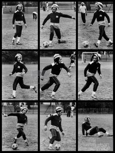 Bob Marley at Soccer match in Londons Battersea Park - The Wailers vs The Island Records team, 1977. Copyright:(c) 56 Hope Road Music. S)