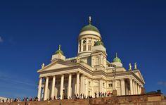 Helsinki Cathedral,Helsinki,Finland