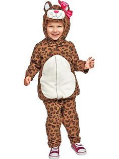 Leopard Costumes for Baby