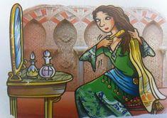 ME ABURRE LA RELIGIÓN: ESTER, LA HUÉRFANA QUE SE CONVIRTIÓ EN REINA Princess Zelda, Fictional Characters, Art, Sunday School, Empire, Drawings, Art Background, Kunst, Performing Arts