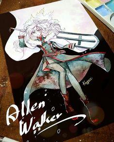 Female Allen Walker