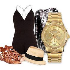 ¡ Dale un toque dorado a tu look diario ! Que mejor que un #reloj   #markmaddox para darle ese toque de glamour a tu look de hoy con el reloj Mark Maddox MM6005-25 Golden Chic  http://relojdemarca.com/producto/reloj-mark-maddox-mm6005-25-golden-chic/
