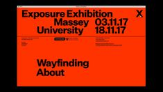 Exposure Exhibition