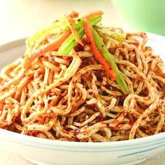 辣拌干絲食譜 - 豆干、豆包、腐皮類製品料理 - 楊桃美食網 專業食譜
