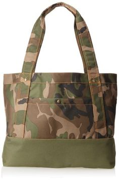 Everest Woodland Camo Tablet Tote Bag -- Learn more by visiting the image link.