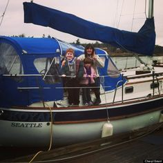 "She Was Living Life As A ""Money-Making Machine."" Now She Lives On A Sailboat."